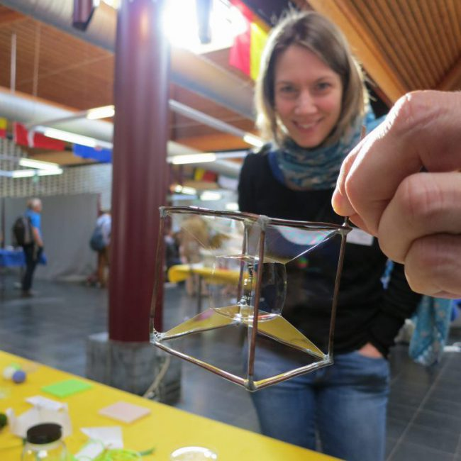 Event : At the national science festival, Playful Science